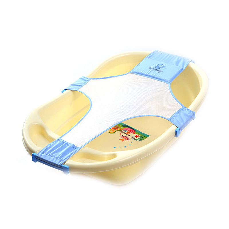 Adjustable Bath Seat Bathing Bathtub Seat Baby Bath Net Safety Security Seat Support Infant Shower