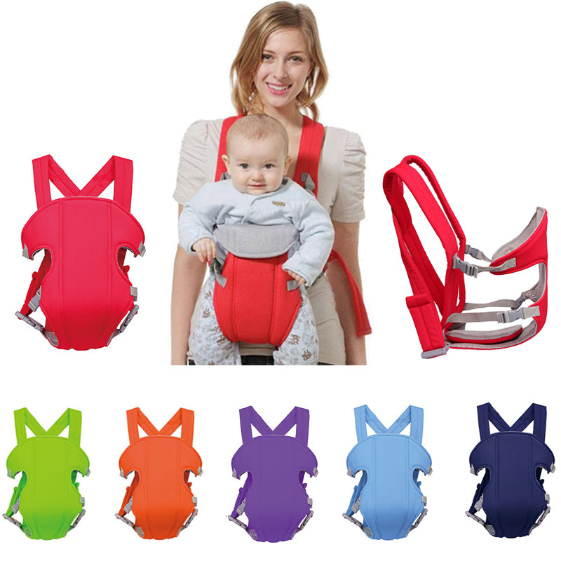 Baby Carrier Comfortable Multi-Functional Carrier Sling Kids Children Hold Straps Belt Backpacks