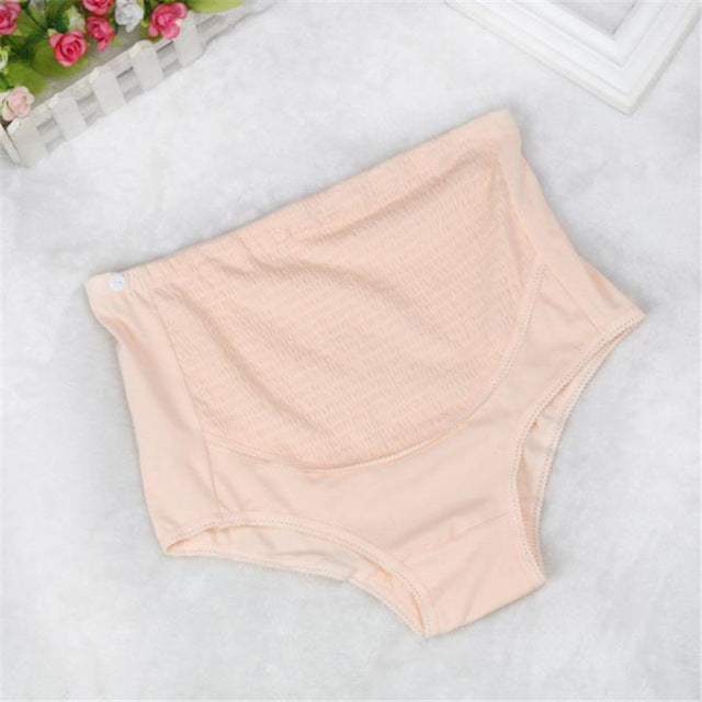 Maternity Adjustable Cotton Underwear Panties For Pregnant Women Pregnancy Clothing