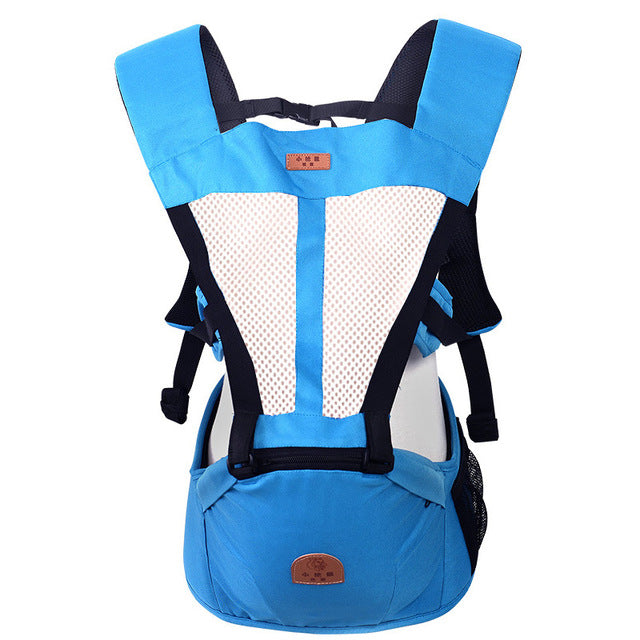 3 36 M Multifunctional Baby Carrier Breathable Cotton Net Baby Sling
