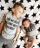 BabyMomPlanet Brother Baby Shirt and Onesie