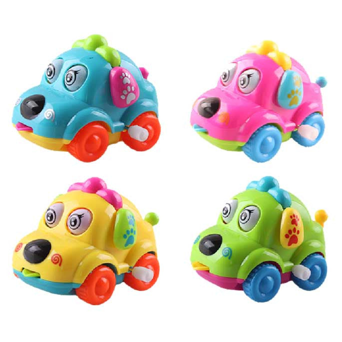 New Christmas Gift Top chain car Design Plastic Toy Educational toys for Baby