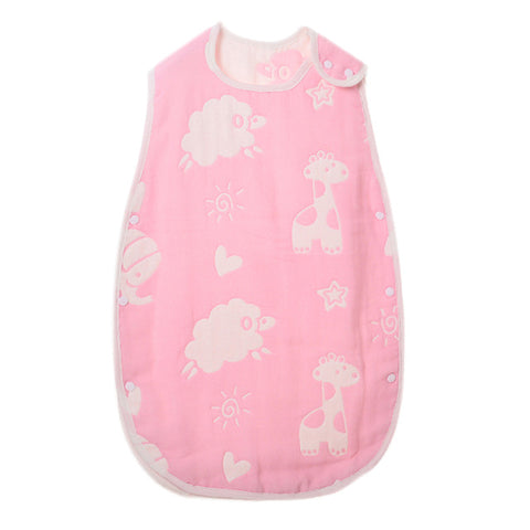 Swaddle Blanket Infant Newborn Baby Cartton Wrap Sleeping Bag