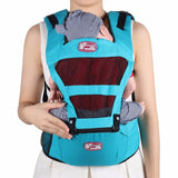 3-30 M Baby Carrier Backpacks Waist stool triangle labor-saving Net yarn breathable comfortable