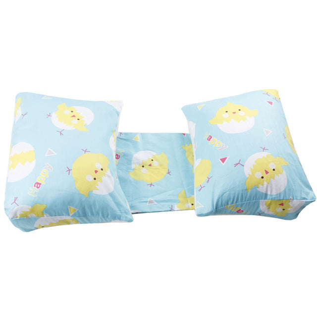 Chicken Printed Pregnancy Pillow Comfortable Pregnant Side Sleepers Waist Pillow U-Shape Body