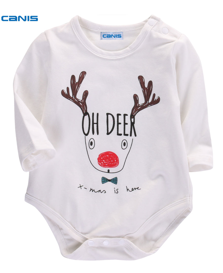 Oh Deer - Xmas Is Here Onesie