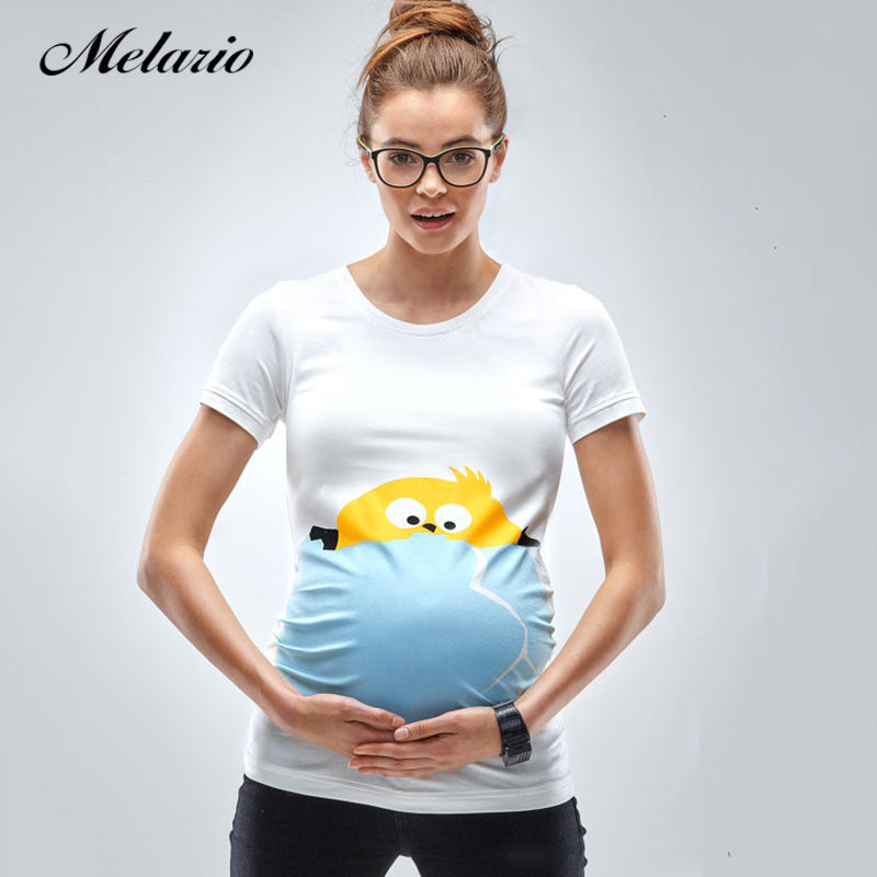 Maternity Dress Blouse Garment For Nursing Mothers Pregnancy T-shirt