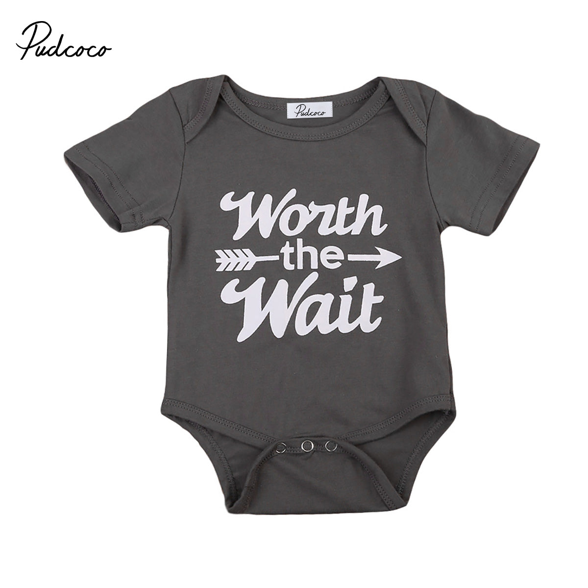 'Worth the Wait' Baby Onesie
