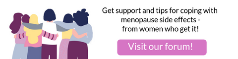 menopause support forum