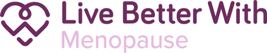Live Better With Menopause Logo