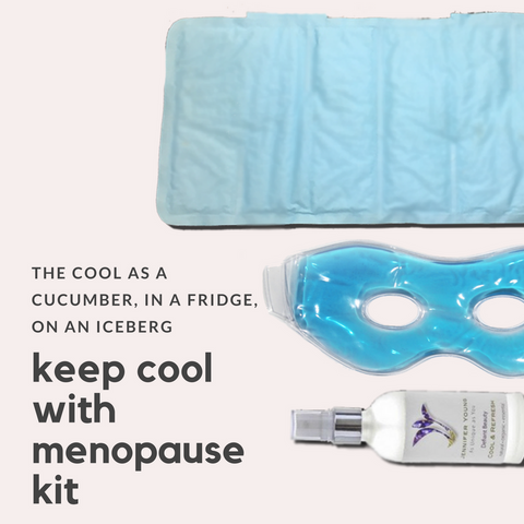 keeping cool with menopause
