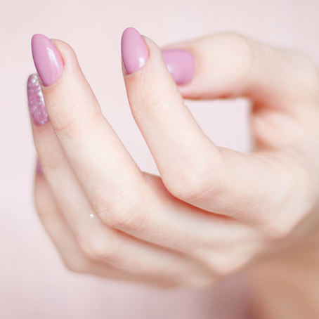 brittle nails from menopause