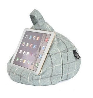 The iBeani cushion helps provide extra support for your tablet or e-reader while in bed or relaxing during the menopause.