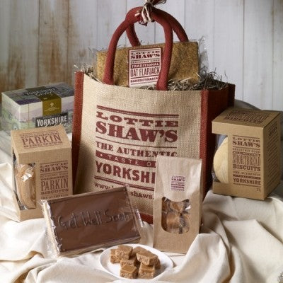 The Lottie Shaw Get Well Soon Gift Bag of Treats