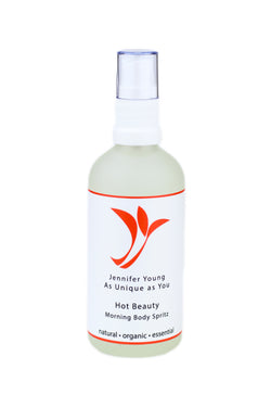 Hot Beauty by Jennifer Young - Morning Body Spritz (100g)
