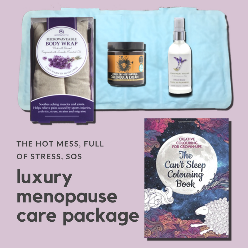 Luxury Menopause Care Package