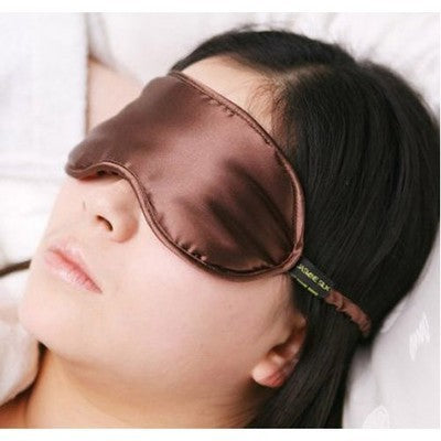 Jasmine Soft Silk Sleep Mask