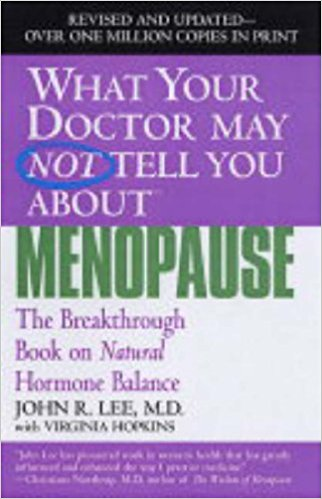 Dr. John R. Lee and Virginia Hopkins document the various aspects of menopause and how to approach them.