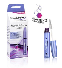 RapidBrow Eyebrow Enhancing Serum - 3ml