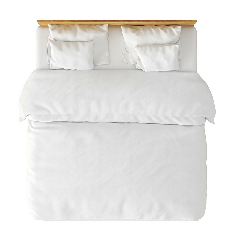 Live Better With Bamboo Double Duvet Cover