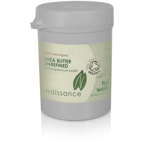 Thick, natural shea butter insulates and hydrates dry skin during the menopause.