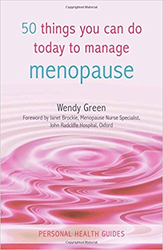 This book provides a comprehensive list of 50 things you can do to manage the menopause.