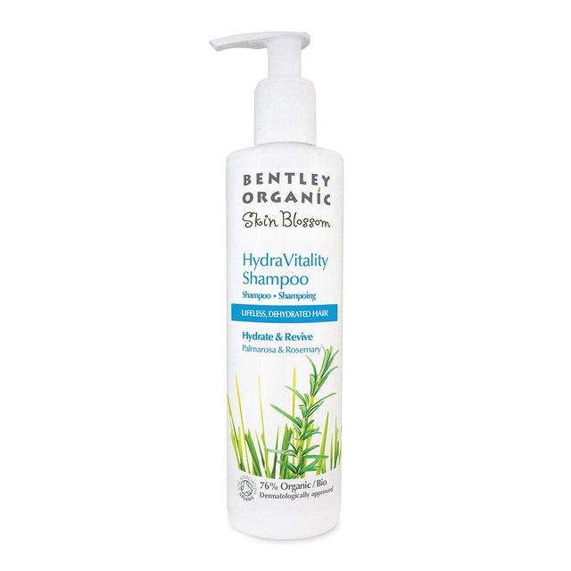 Shampoo that helps strengthen the hair and nourish the scalp skin during the menopause.