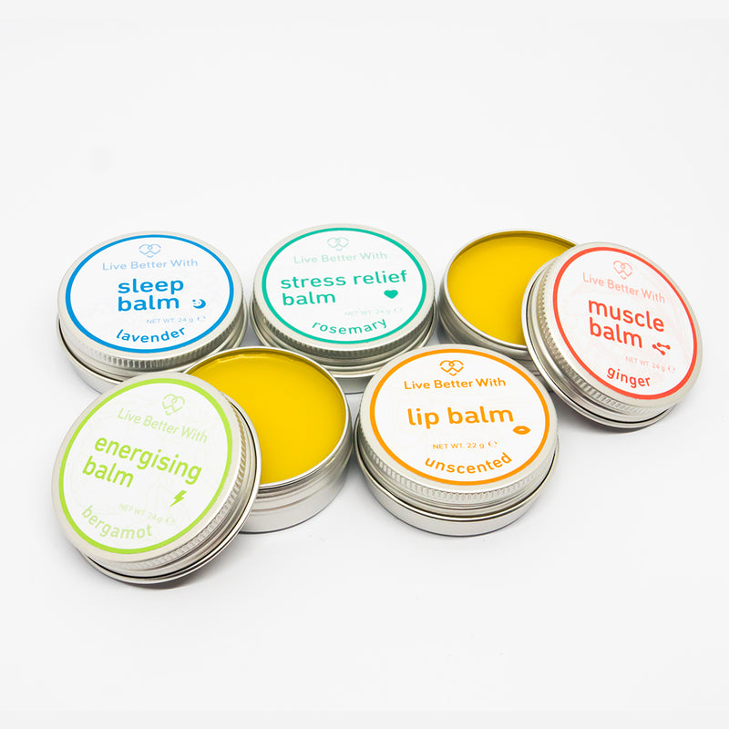 Live Better With Luxury Balm Set