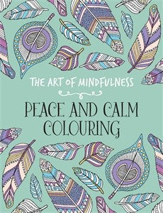 Colouring books are a great way to release stress and anxiety before bed or in general.