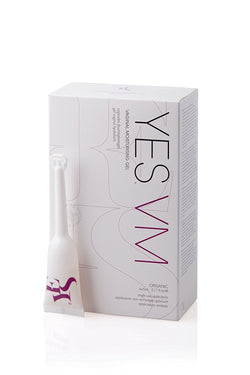 The Water-Vaginal Moisturising Gel in applicator format has been formulated to help with vaginal atrophy and itching and burning from vulva dryness.