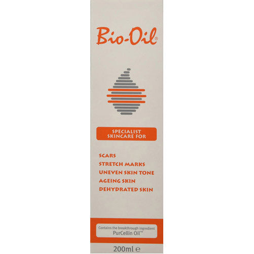 Bio-Oil gently moisturises and soothes menopause-weary skin.