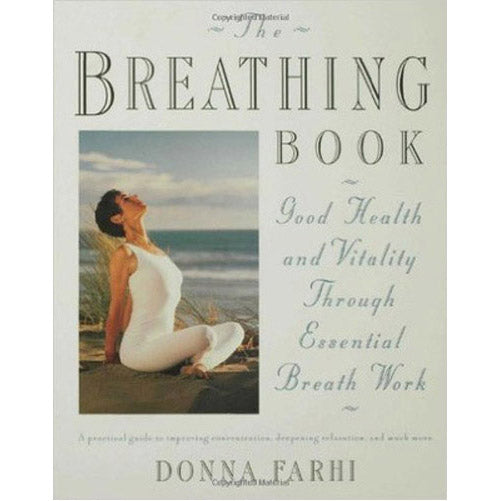 A guide that can be used to treat asthma and ease stress, depression, eating disorders, insomnia and to calm down during the menopause.