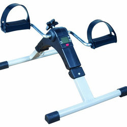 This digital pedal exerciser is perfect for maintaining light exercise while going through menopause.