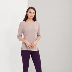 Jilla Half Moon Bamboo Top