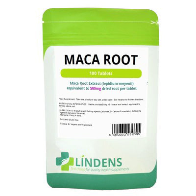 To help with loss of sexual desire, maca has been used for centuries by men and women.