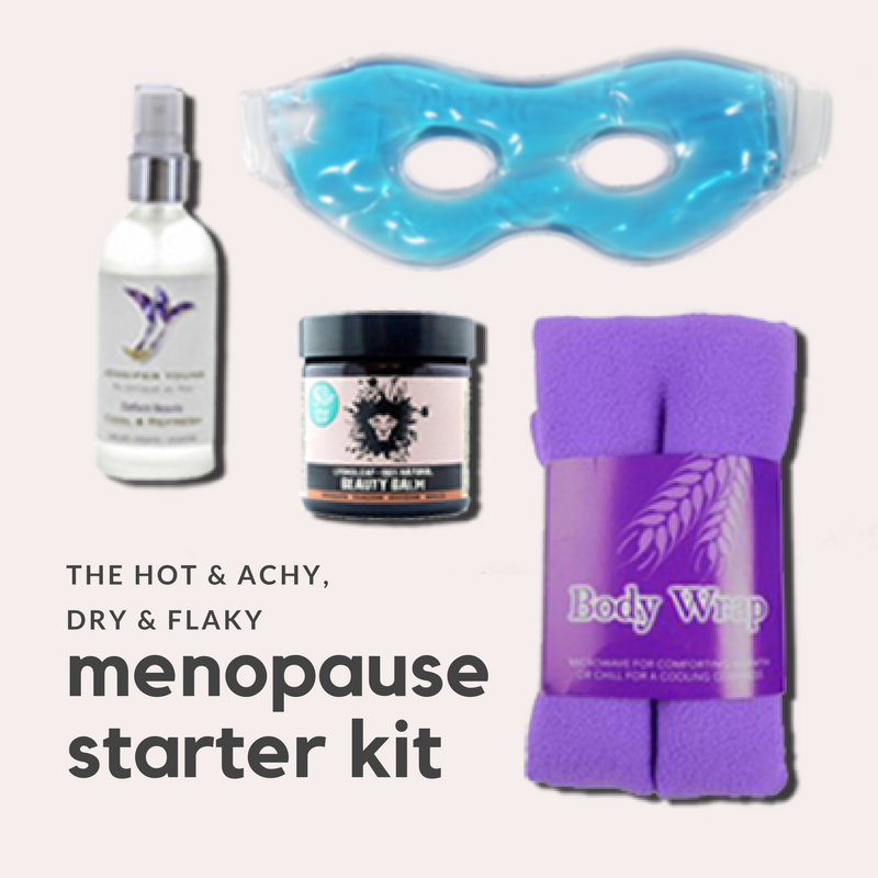 Menopause Essentials Starter Kit