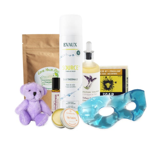 Mindful Moments Teddy Bear Gift Set