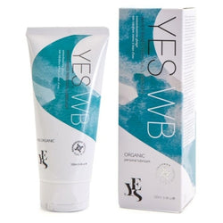 Yes water-based organic intimate lubricant is the world's first certified organic range of intimate lubricants