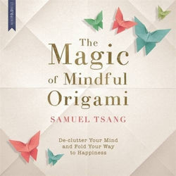 Origami is calming and meditative and can help you to manage your mood during the menopause.