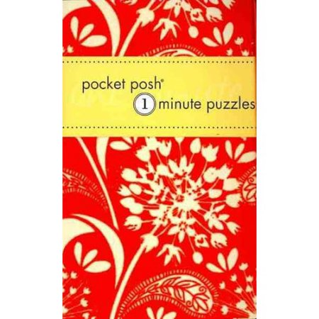 Pocket Posh puzzles are perfect for keeping your brain alert during the menopause.