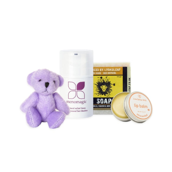 Soothe & Protect Teddy Bear Gift Set