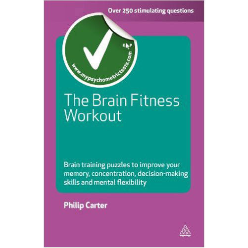 The Brain Fitness Workout will help you to retain your mental alertness during the menopause.
