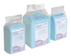 Incontinence pads providing safe and dry protection