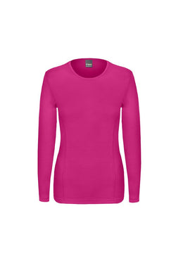 Merino Wool Long-Sleeved Top