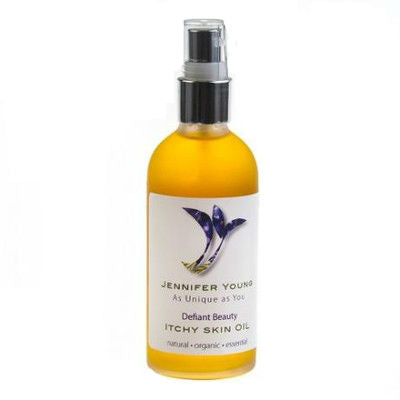Skin oil for dry, sore, sensitive and itchy skin