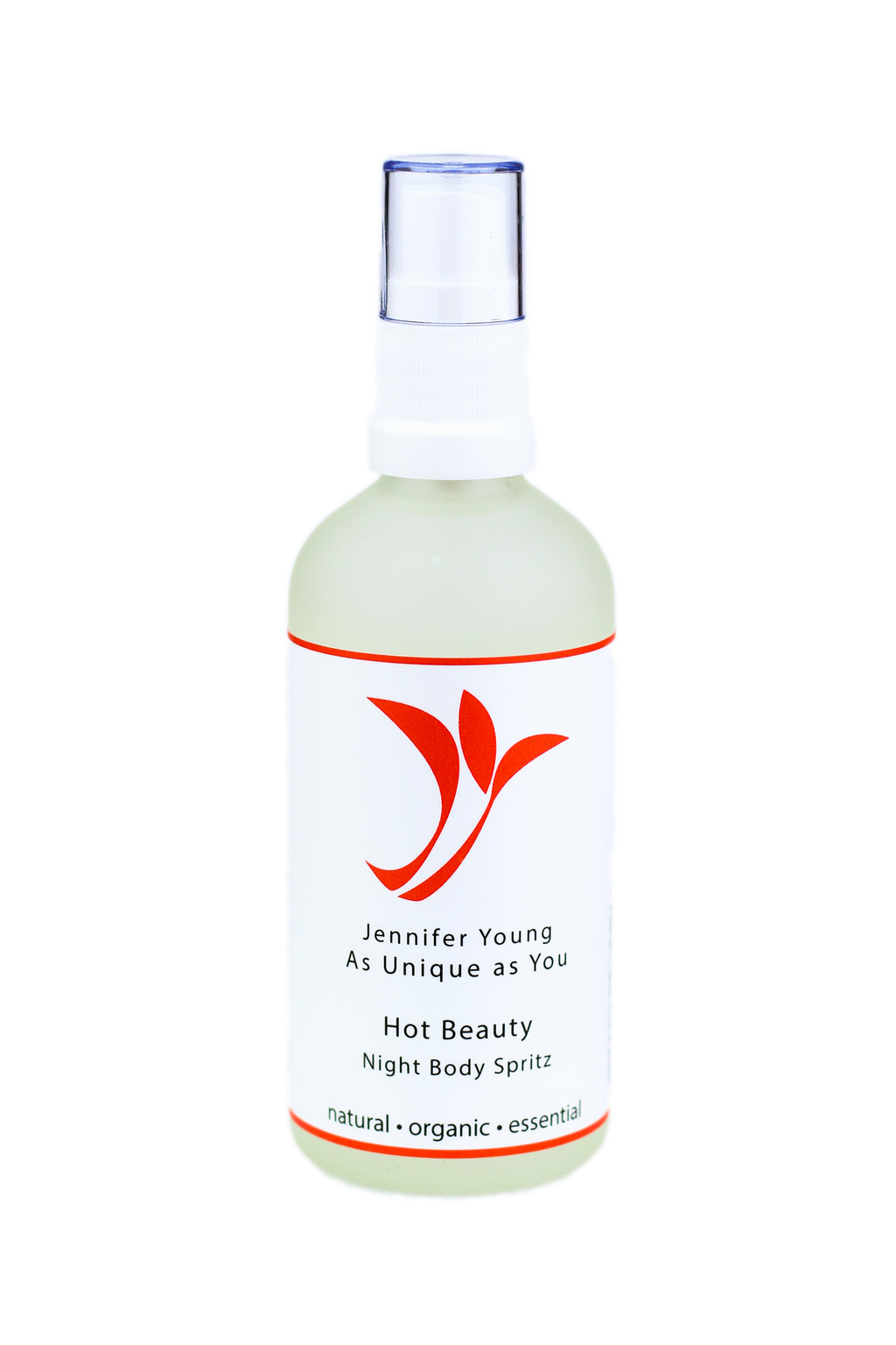 Hot Beauty by Jennifer Young - Night Body Spritz  -  (100g)