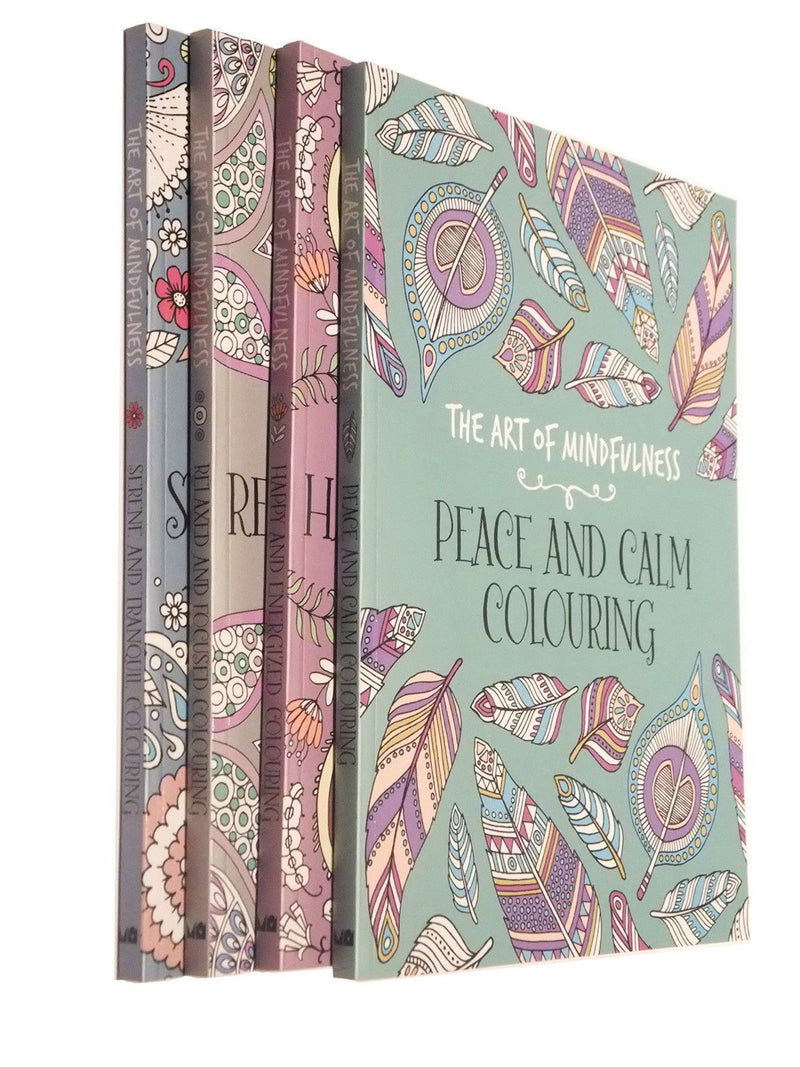 The Art of Mindfulness Colouring Kit