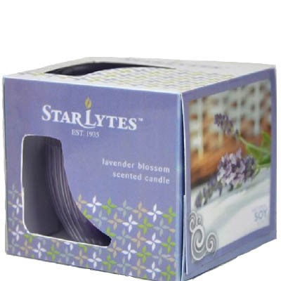 Starlytes Lavender Blossom 3oz Candle