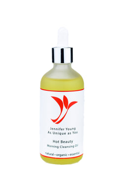Hot Beauty by Jennifer Young - Morning Cleansing Oil (100g)