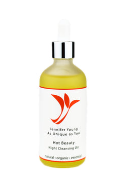 Hot Beauty by Jennifer Young - Night Cleansing Oil (100g)